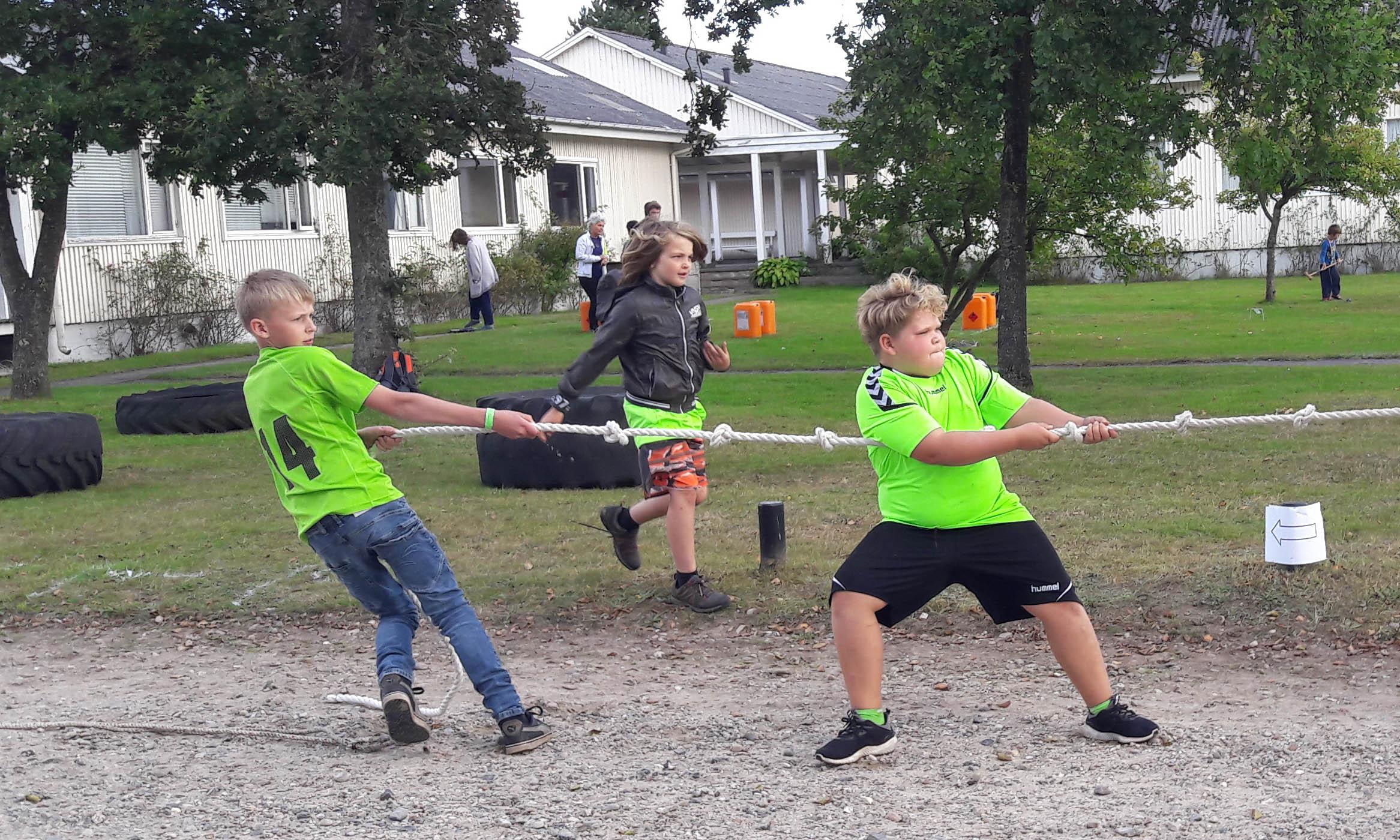 OL på Tvind er et af de kulturelle højdepunkter på Roskilde Friskole.